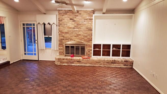 parquet wood floor refinishing