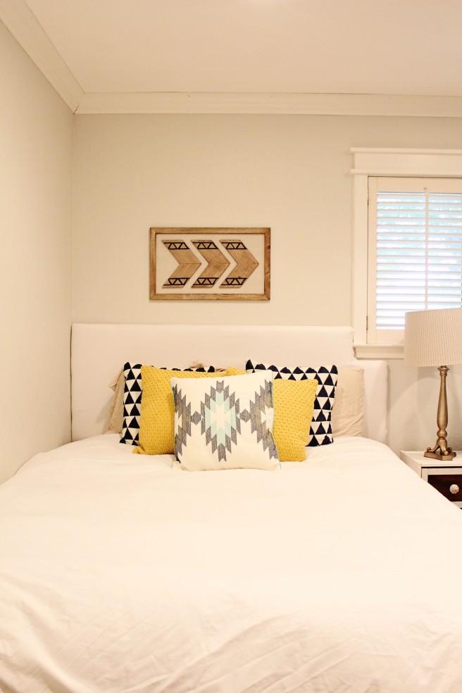Aztec guest room & nursery